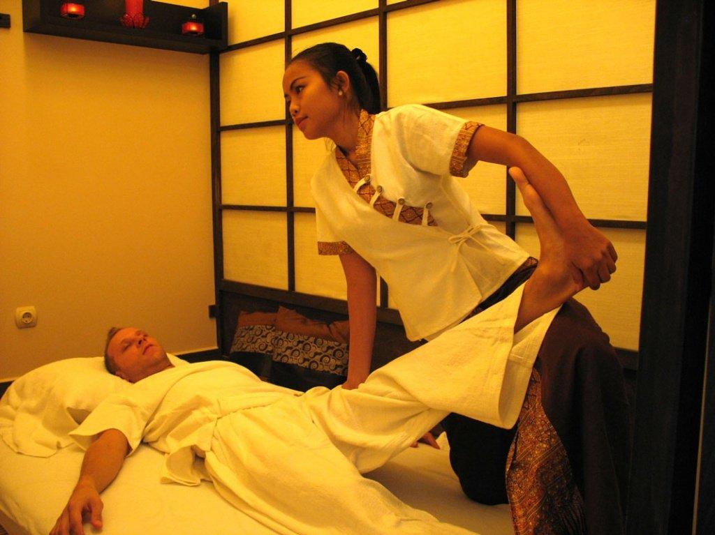 thai massage happy end prostata hieronta