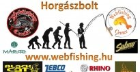 Webfishing Center Horgászbolt