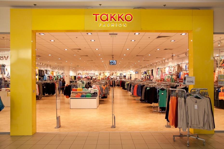 5330bf3dfa Takko Fashion - Napfénypark - Fehérnemű, Női ruha, Férfi ruha ...