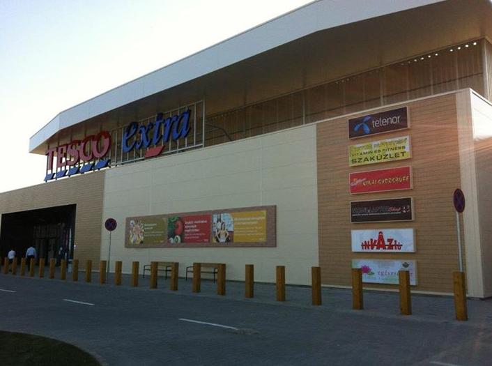 aaa50f362004 TESCO Repülőtér Extra - Debrecen | Közelben.hu