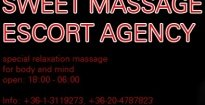 Sweet Massage Escort Agency