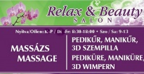 Relax & Beauty Szalon