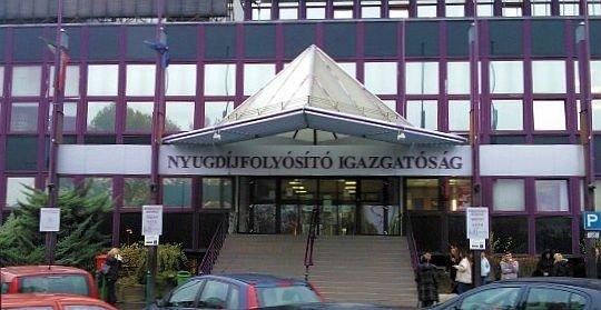 Nyugdíjfolyósító Igazgatóság (NYUFIG) - Nyugdíj ügyintézés - Budapest